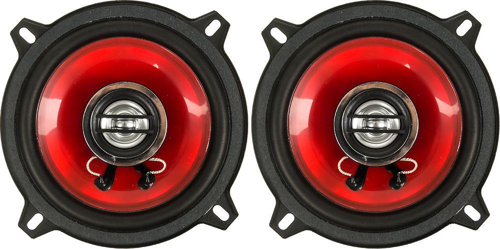 Supra SSB-5 колонки автомобильные (без решетки) колонки автомобильные supra ssb 6 5 коаксиальные 180вт комплект 1 шт