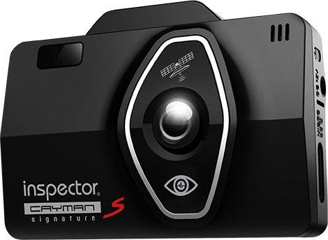 Inspector CAYMAN S signature радар-детектор с видеорегистратором