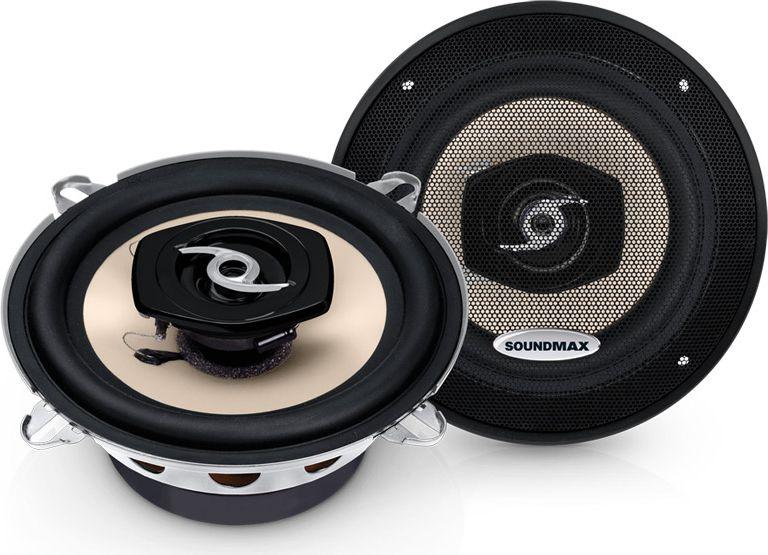 Soundmax SM-CSA502 колонки автомобильные