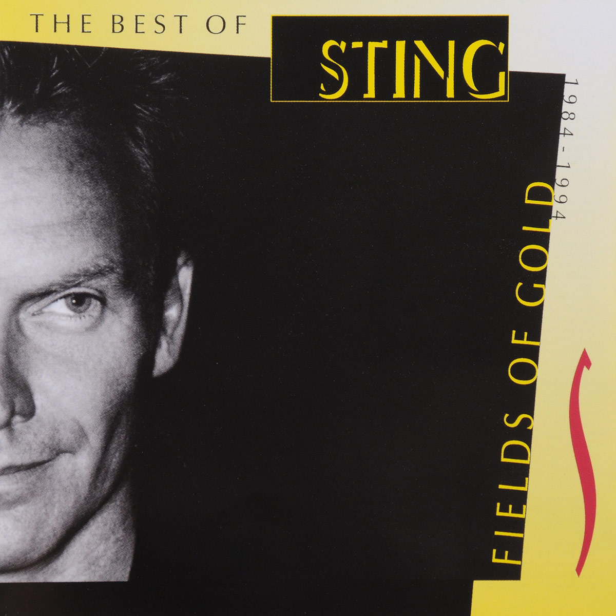 лучшая цена Sting Sting. Fields Of Gold - The Best Of 1984-1994