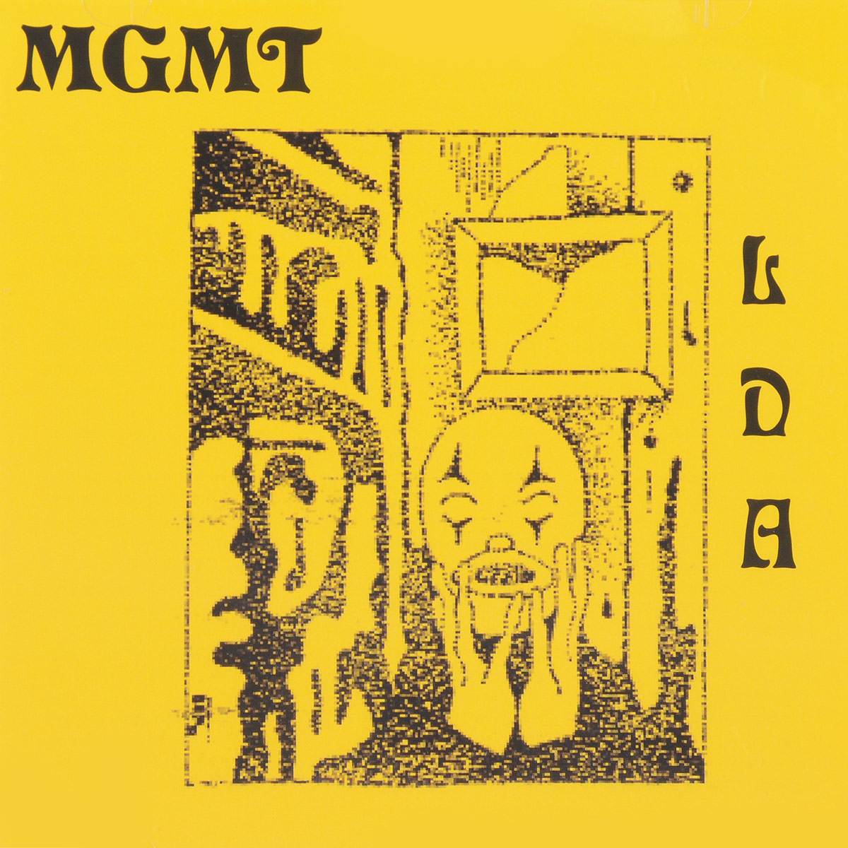 MGMT MGMT. Little Dark Age dark age dark age acedia limited edition