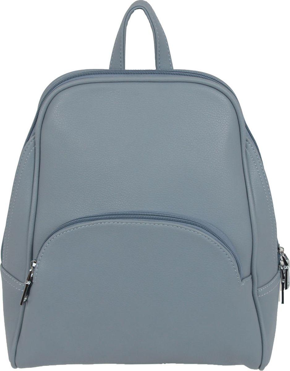 Рюкзак женский Flioraj, цвет: синий. 1166-1-927/6173 рюкзак женский flioraj цвет серый 9806 1605 106