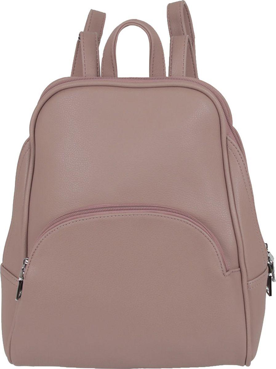 Рюкзак женский Flioraj, цвет: розовый. 1166-1-927/5045 рюкзак flioraj flioraj fl976bwaxuo8