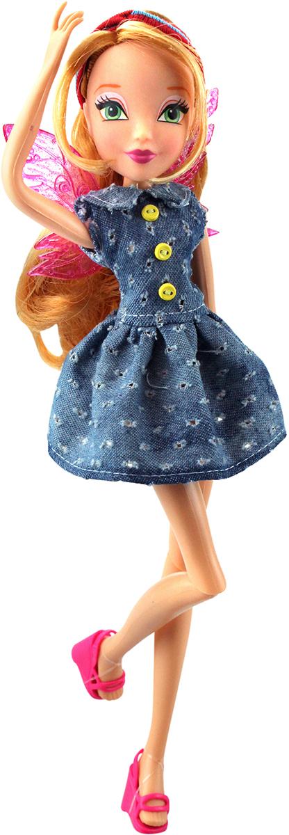 Winx Club Стильная штучка Кукла Флора