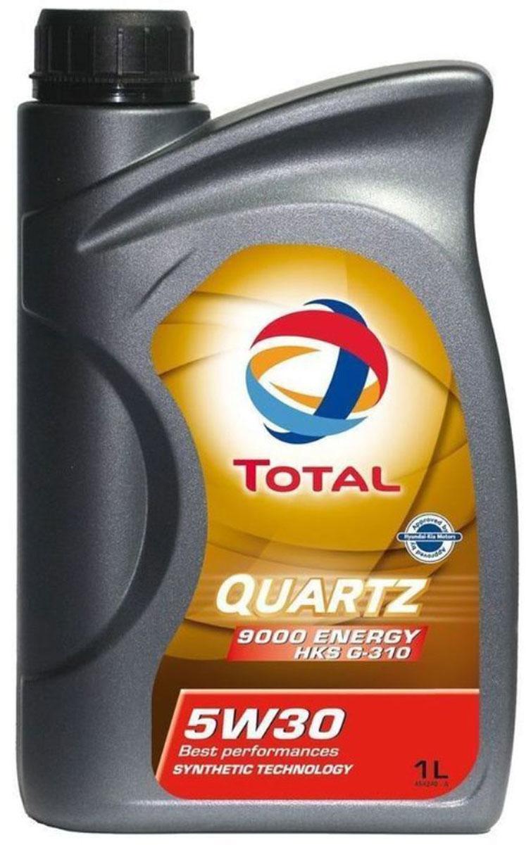 """Моторное масло Total """"Quartz 9000 Energy HKS G-310 5W30"""", 1 л"""