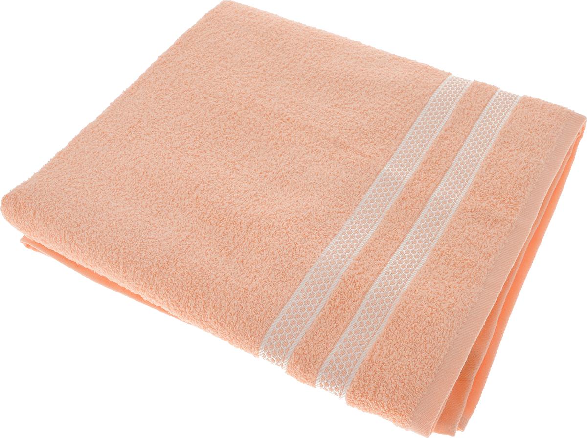 """<b>Полотенце махровое Karna """"Petek</b>"""", цвет: абрикосовый, 100 х ..."""