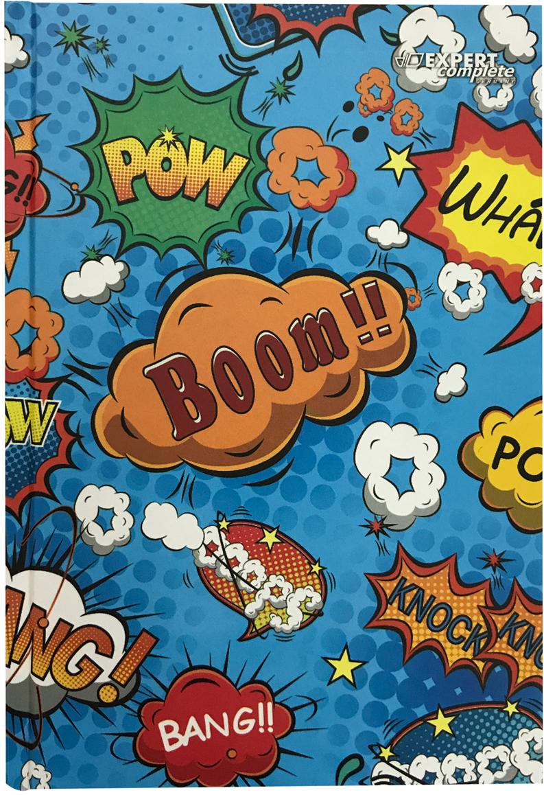 Expert Complete Ежедневник PopArt недатированный 288 листов цвет разноцветный формат A5 maestro de tiempo ежедневник estilo недатированный 288 листов цвет голубой формат a5