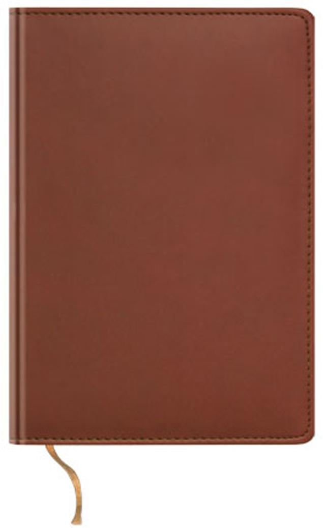 Maestro de Tiempo Ежедневник Novela недатированный 288 листов цвет коричневый формат A5 maestro de tiempo ежедневник estilo недатированный 288 листов цвет голубой формат a5