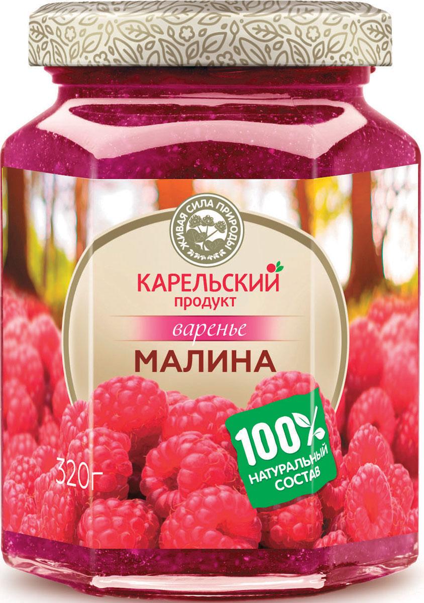 Карельский продукт Варенье из малины, 320 г цена 2017