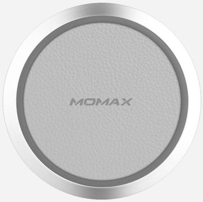 Momax Q.Pad Wireless Charger, White беспроводное зарядное устройство л поликовская жизнь михаила осоргина или строительство собственного храма