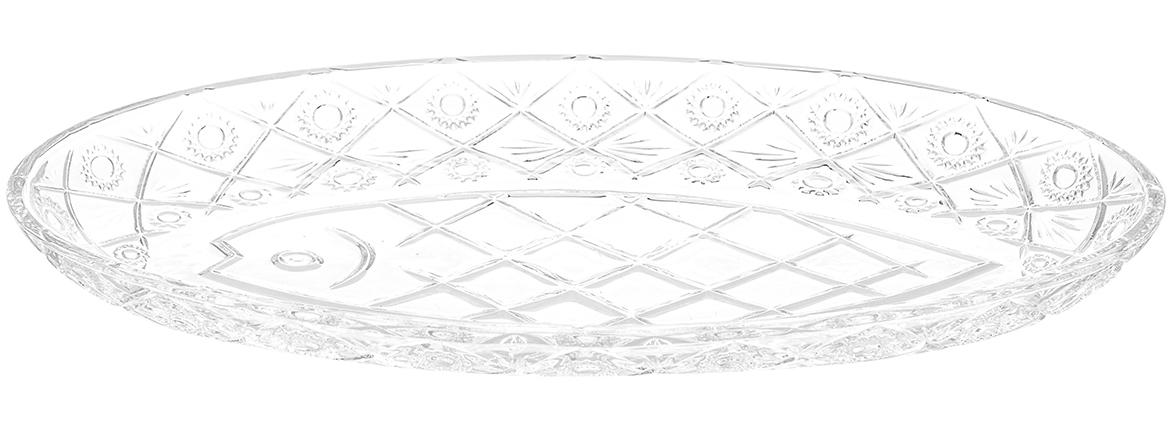 Селедочница Elan Gallery Классика, 25 х 12 х 2,5 см селедочница идиллия королева цветов длина 25 см
