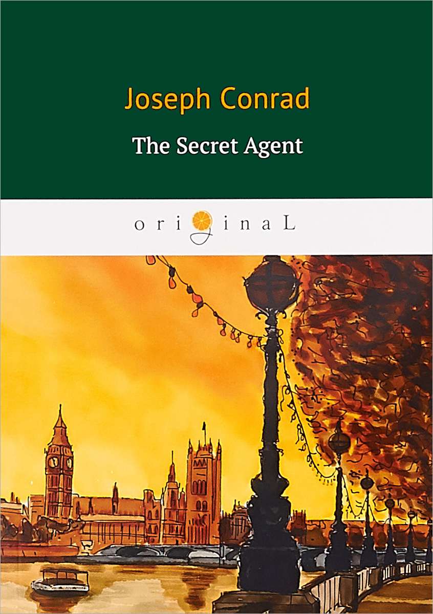 Conrad Joseph The Secret Agent conrad j the secret agent