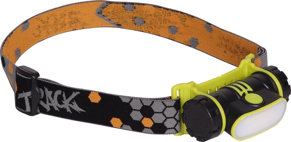Фонарь налобный Track One Camp Sensor