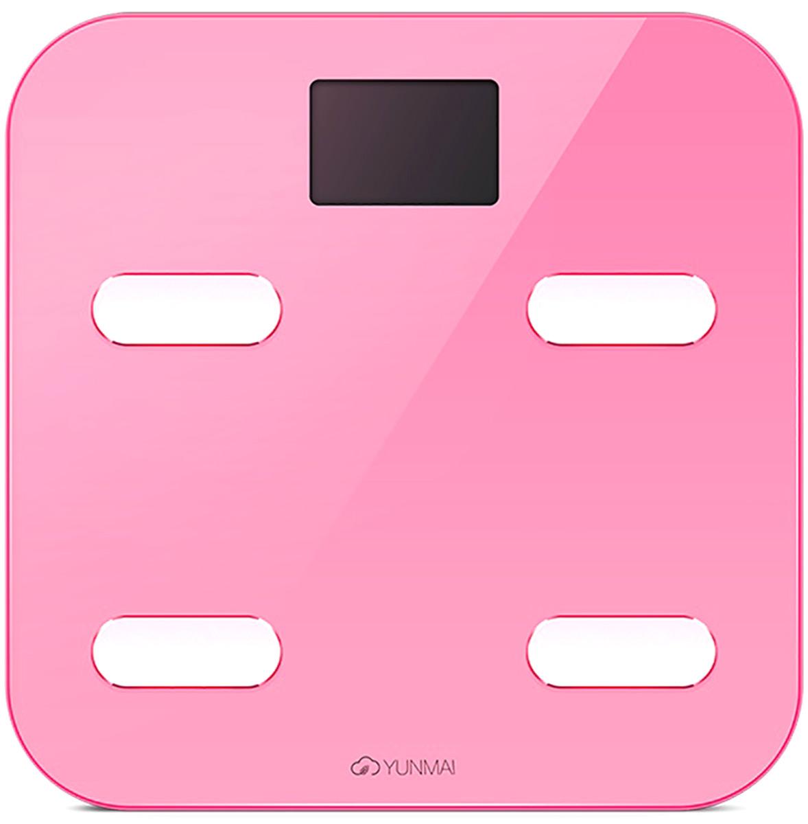Напольные весы Yunmai Color, Pink
