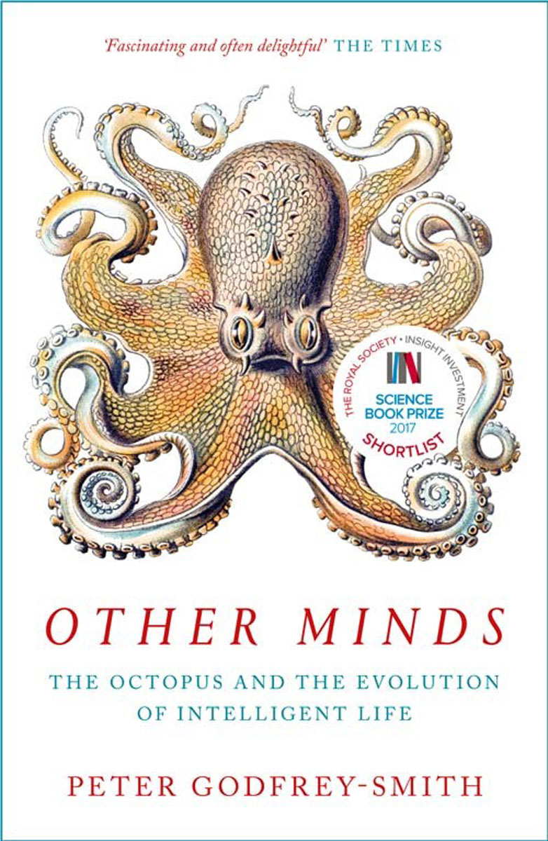 Other Minds: The Octopus and the Evolution of Intelligent Life takashi murakami the octopus eats its own leg