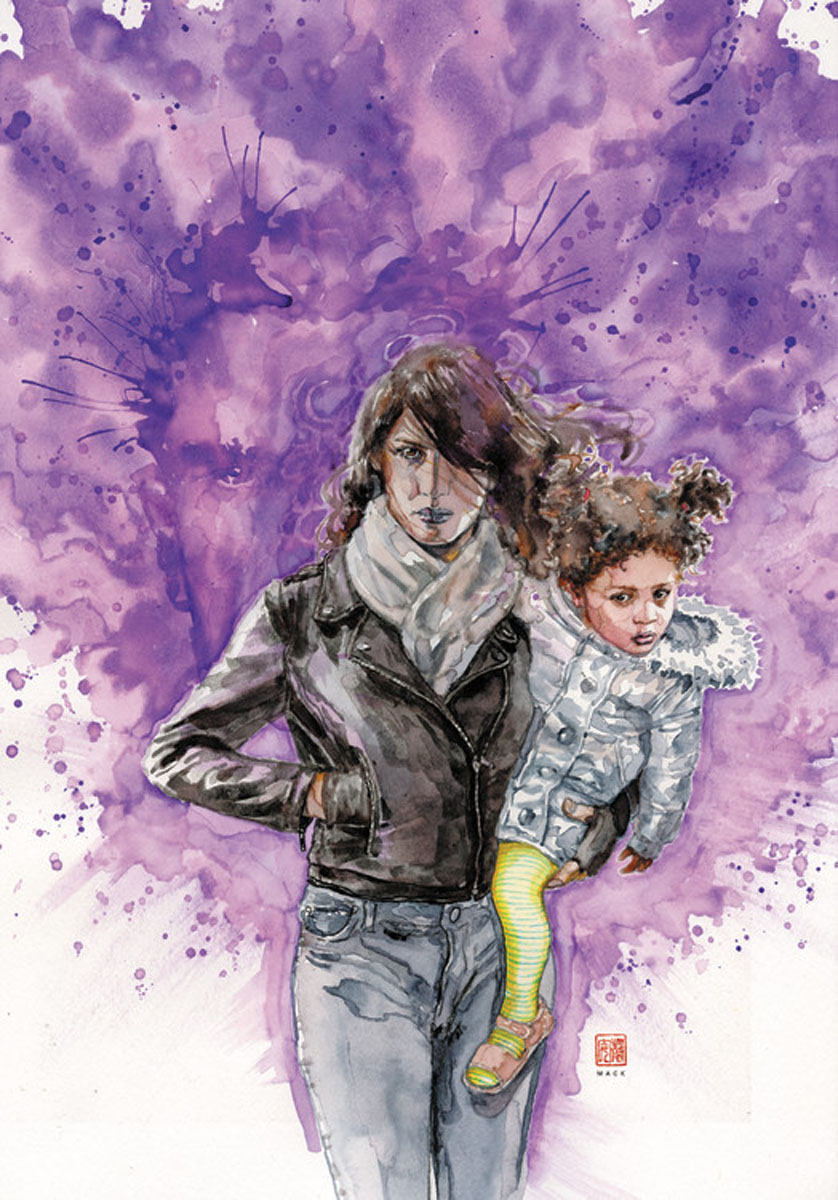 Jessica Jones: Volume 3: Return of the Purple Man