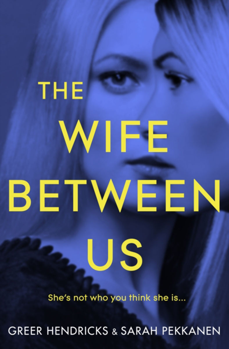 The Wife Between Us the wife