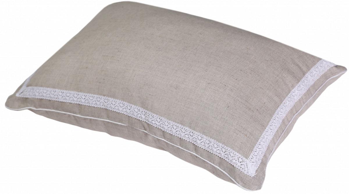 Подушка Bio-Textiles Кедровое очарование, наполнитель: кедр, 40 х 60 см