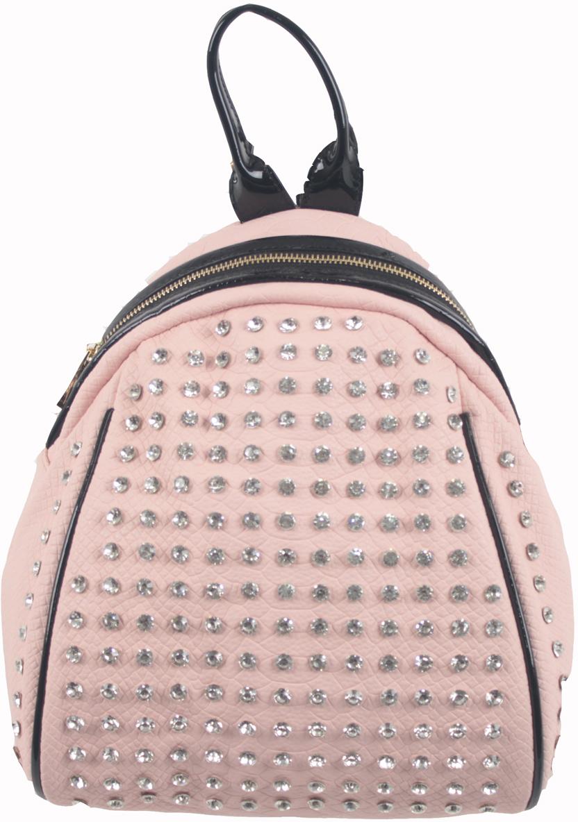 Рюкзак женский Flioraj, цвет: розовый. 69151 рюкзак flioraj flioraj fl976bwaxuo8