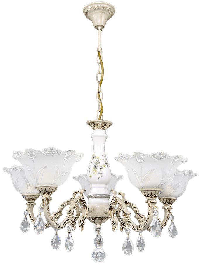Люстра Максисвет Классика, 5 х E27, 60W. 2-3945-5-RW E272-3945-5-RW E27Коллекция «Классика» – это гармония, сдержанность и правильные формы. В нашей коллекции представлен широкий диапазон моделей, отражающих тот или иной исторический стиль. Светильники на основе античных образцов, представители стиля барокко, ампир, и более позднего серебряного века объединились в рамках одной коллекции. Светильники коллекции «Классика» отличаются красотой и элегантностью, которые создают ощущение надежности и спокойствия. «Классика не стареет» – это крылатое выражение с полным основанием можно применить к классическим светильникам.