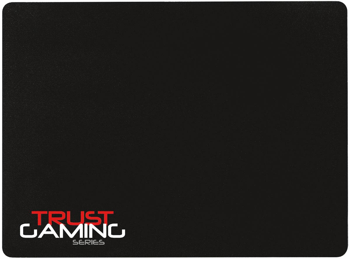 Игровой коврик для мыши Trust GXT 204 Hard Gaming Mouse Pad, Black