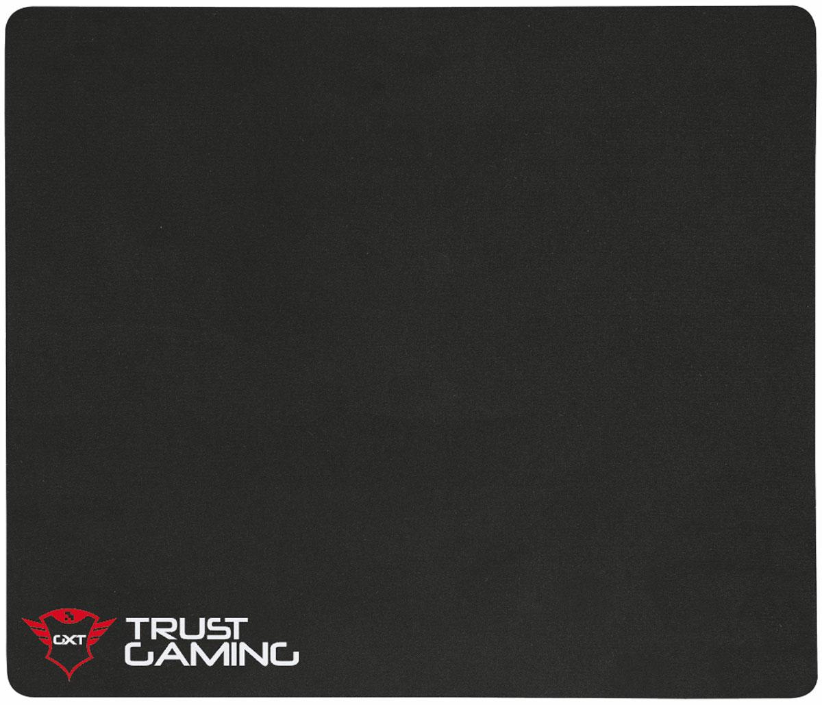 Игровой коврик для мыши Trust GXT 752 Mouse Pad M, Black