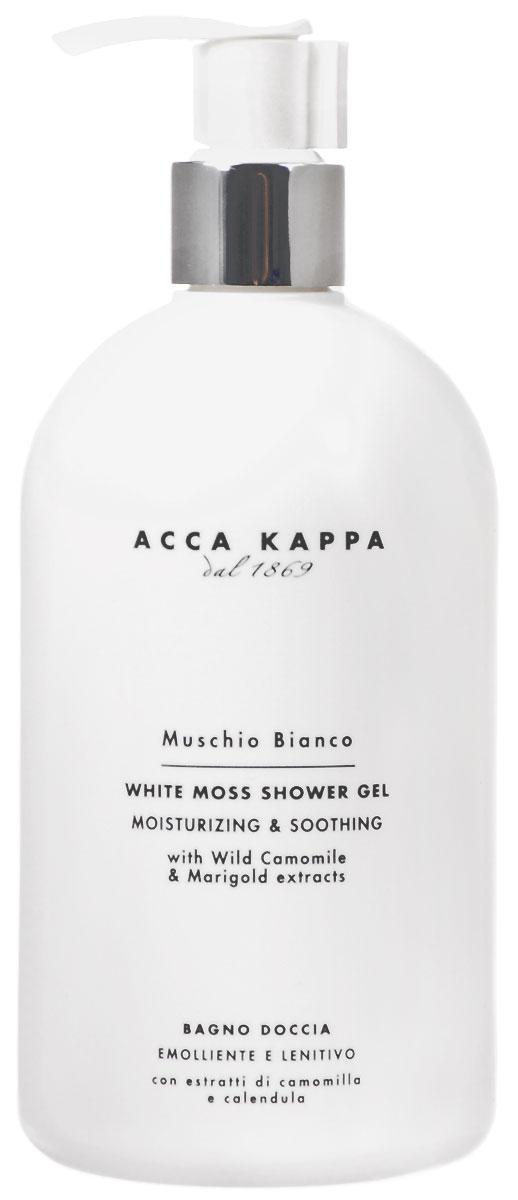 Пена для душа и ванны Acca Kappa Белый мускус, 500 мл молочко для тела acca kappa acca kappa ac001ludwbq9