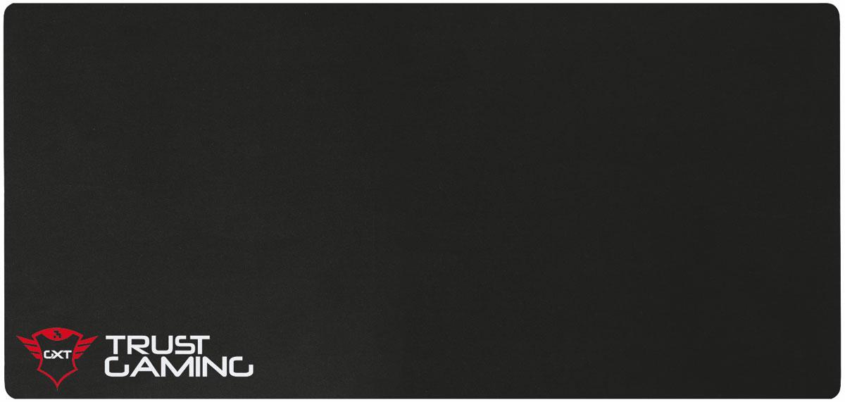 Игровой коврик для мыши Trust GXT 758 Mouse Pad XXL, Black
