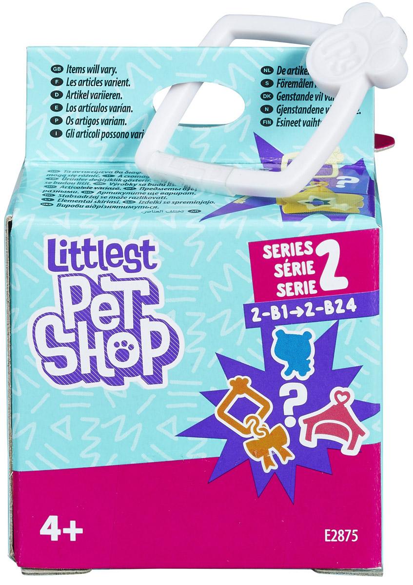 Littlest Pet Shop Набор игрушек Пет в стильной коробочке littlest pet shop littlest pet shop 2 радужных пета
