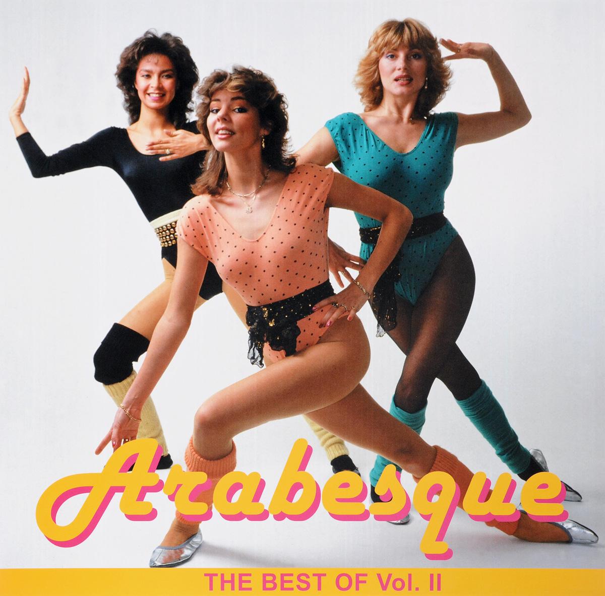 цена на Arabesque Arabesque. The Best of Vol. II (LP)