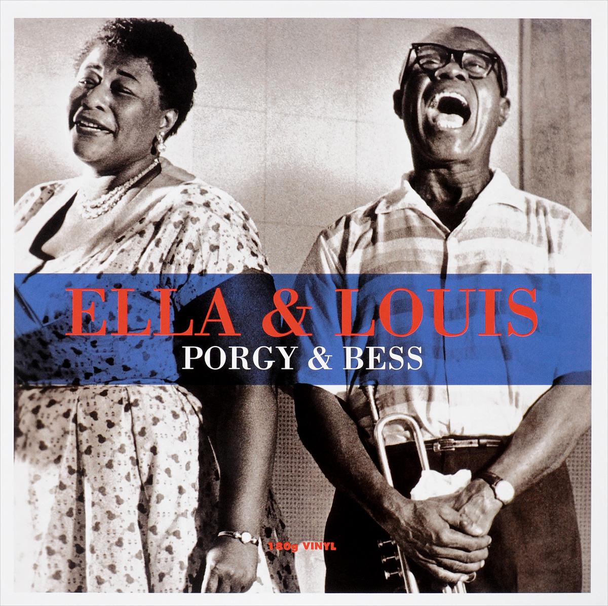 цена на Элла Фитцжеральд Ella Fitzgerald And Louis Armstrong. Porgy & Bess (LP)