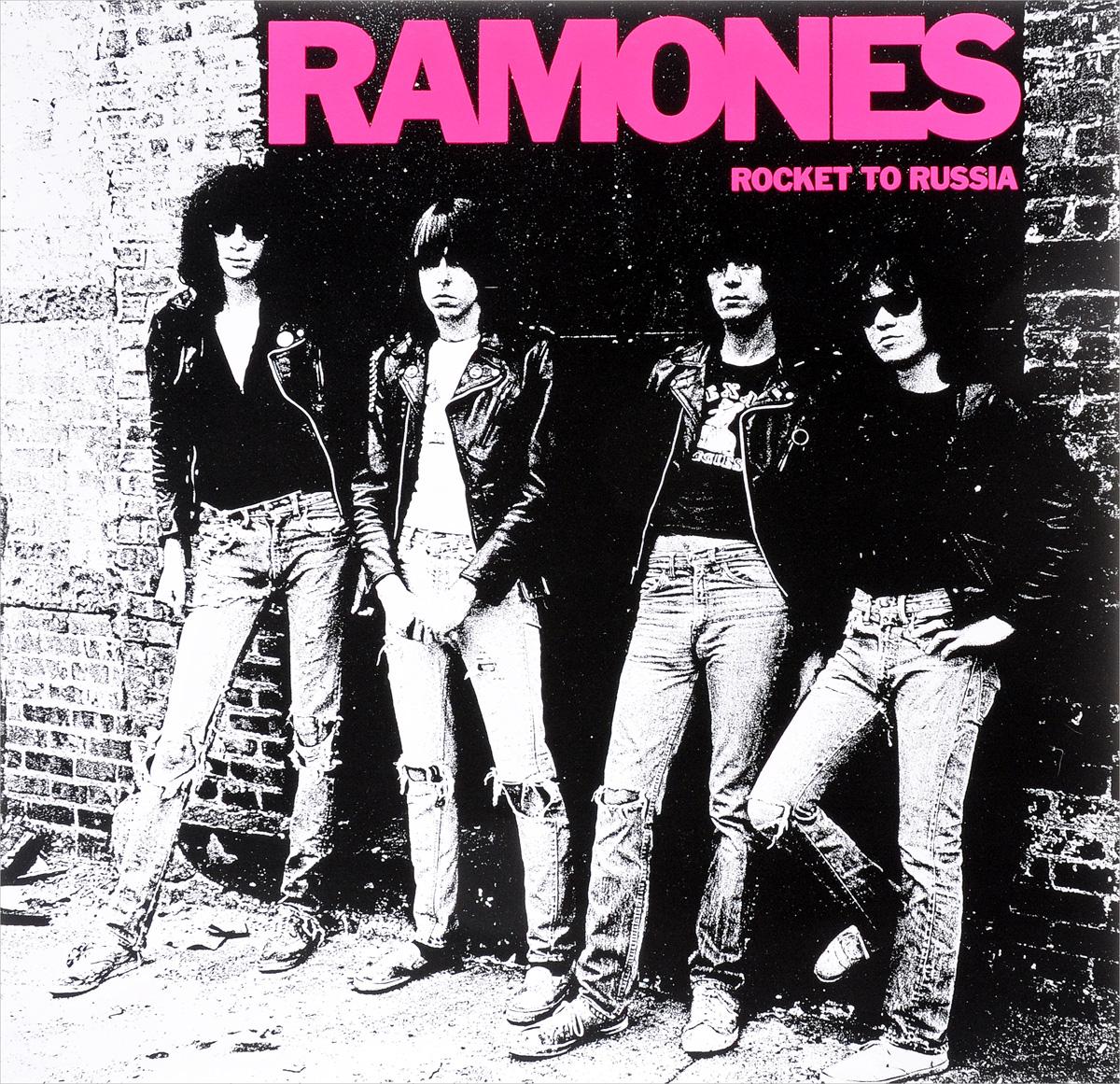 The Ramones Ramones. Rocket To Russia (Remastered) (LP) ramones ramones ramones 180 gr