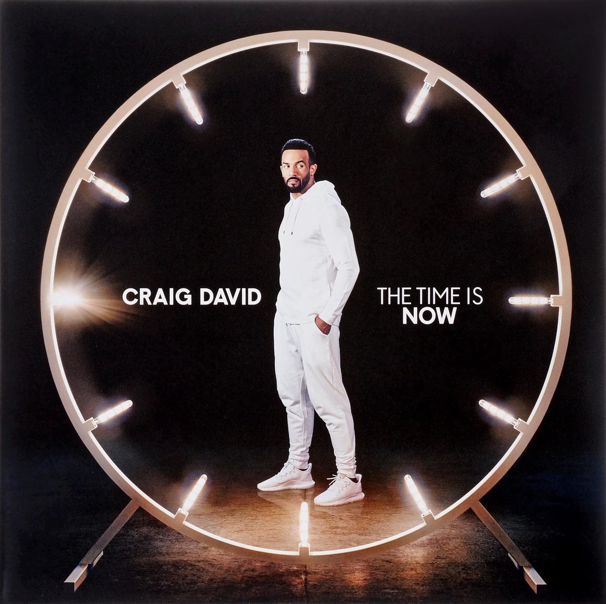 Крейг Дэвид Craig David. The Time Is Now (2 LP)
