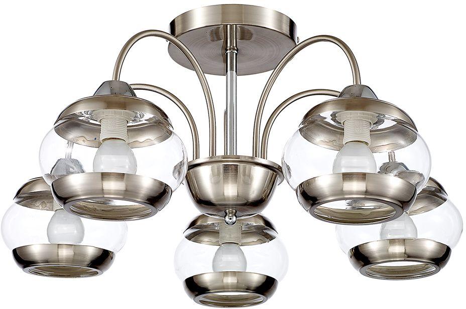 Потолочный светильник Максисвет, E14, 60 Вт максисвет потолочная люстра максисвет design геометрия 1 1696 4 cr y led