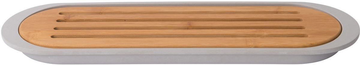 Набор с доской для хлеба и подносом BergHOFF Leo, 37 x 11 x 2 см набор с доской и подносом 2 предмета berghoff leo 3950061