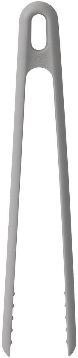 """Щипцы BergHOFF """"Leo"""", нейлоновые, цвет: серый, длина 28 см"""