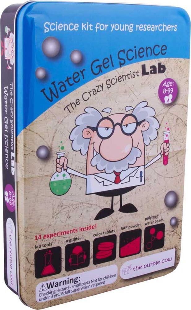The Purple Cow Настольная игра Лаборатория сумасшедшего ученого Что такое гидрогель цена в Москве и Питере