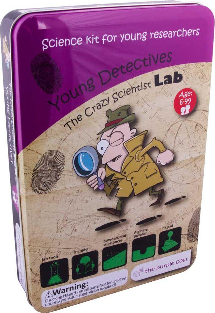 The Purple Cow Настольная игра Лаборатория сумасшедшего ученого Юный детектив