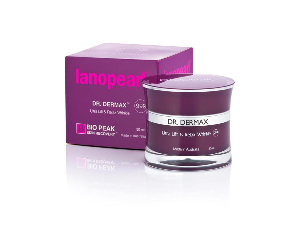 Lanopearl Крем для лица ультралифтинг, против морщин для лица Dr.Dermax, 50 мл