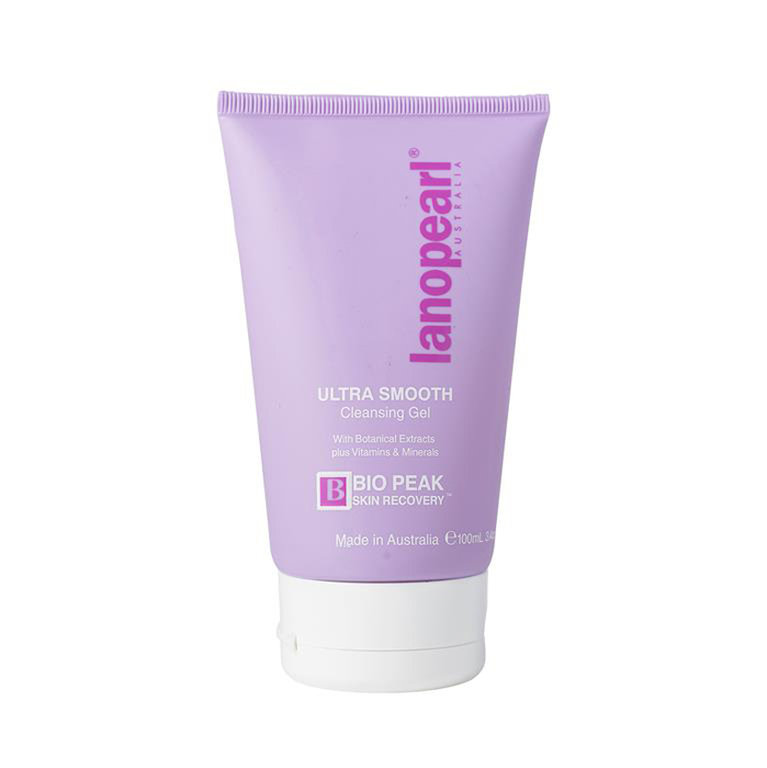 LanopearlГель для умывания Ultra Smooth Cleansing Gel, 100 мл Lanopearl
