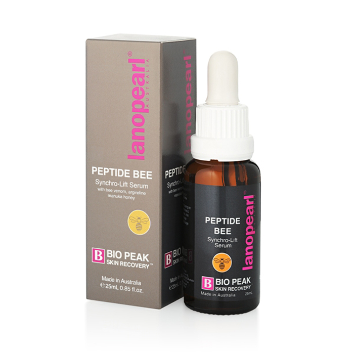 Lanopearl Сыворотка синхро-лифтинг для лица Peptid Bee Synchro-Lift Serum, 25 мл цена и фото