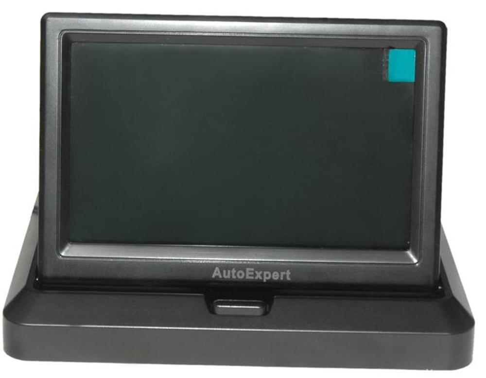 Фото - Монитор AutoExpert DV-250, складной монитор в авто autoexpert dv 200