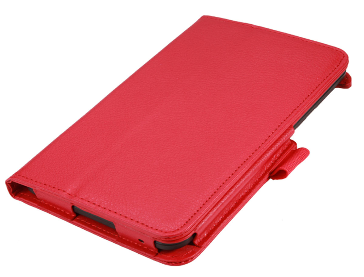 IT Baggage чехол для Lenovo TB3 Essential 710i/710F 7, Red чехол книжка для планшета lenovo tb3 essential 7 it baggage 710i 710f blue флип искусственная кожа