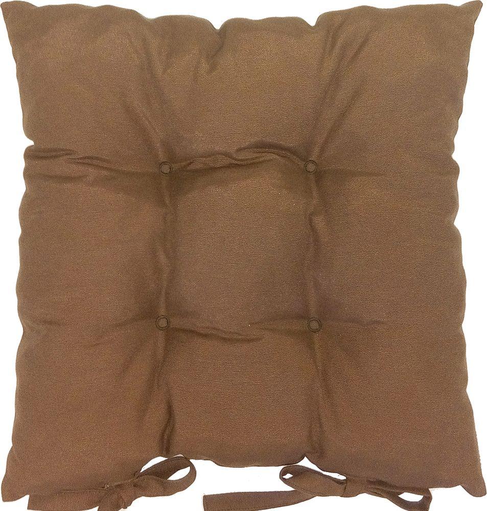 Подушка на стул Altali Кофе, коричневый подушки на стул altali подушка на стул с рисунком марселла лайн