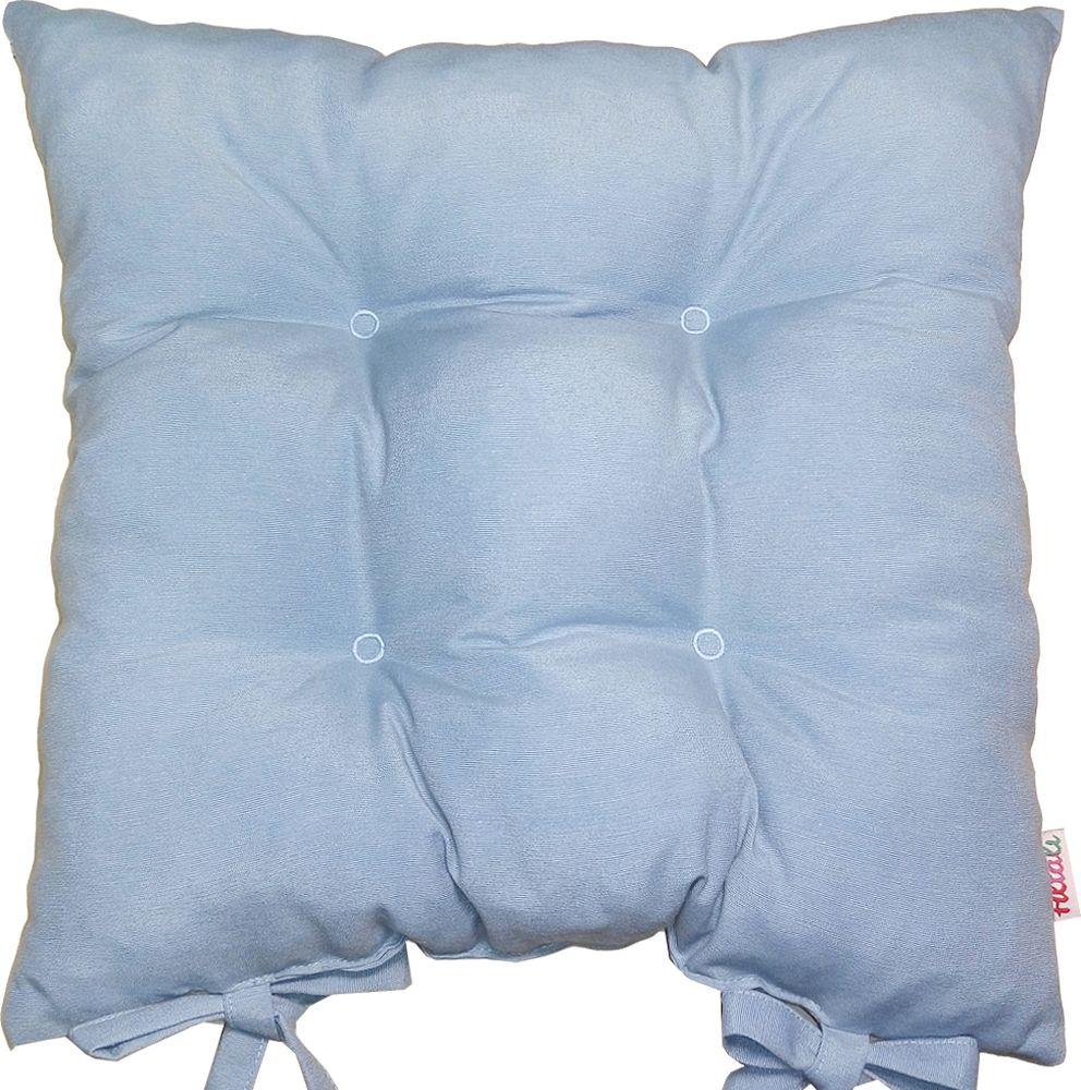 "Подушка на стул Altali ""Blue Сeilo"", голубой"