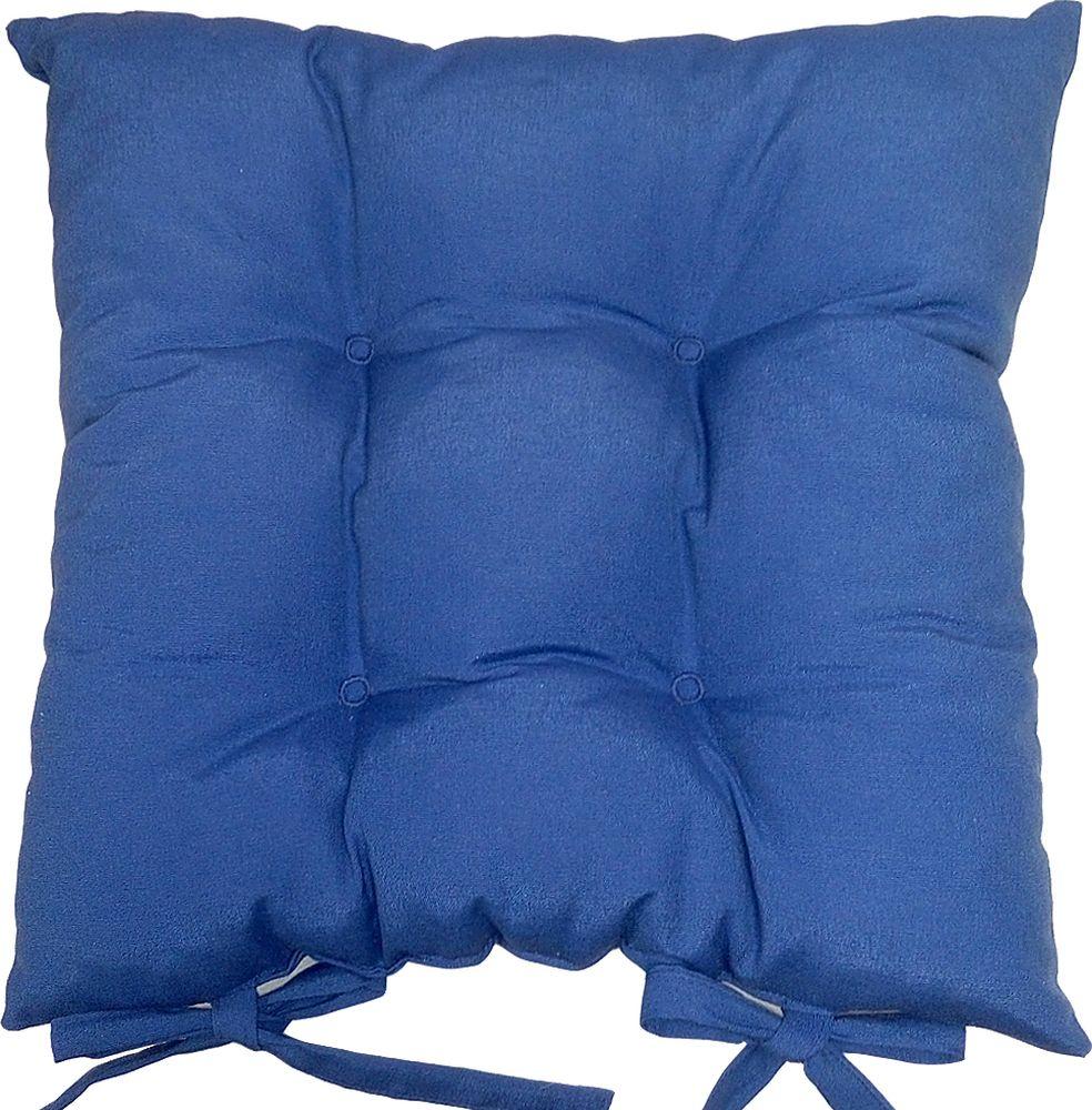 Подушка на стул Altali Lapis blue, синий подушки на стул altali подушка на стул с рисунком марселла лайн