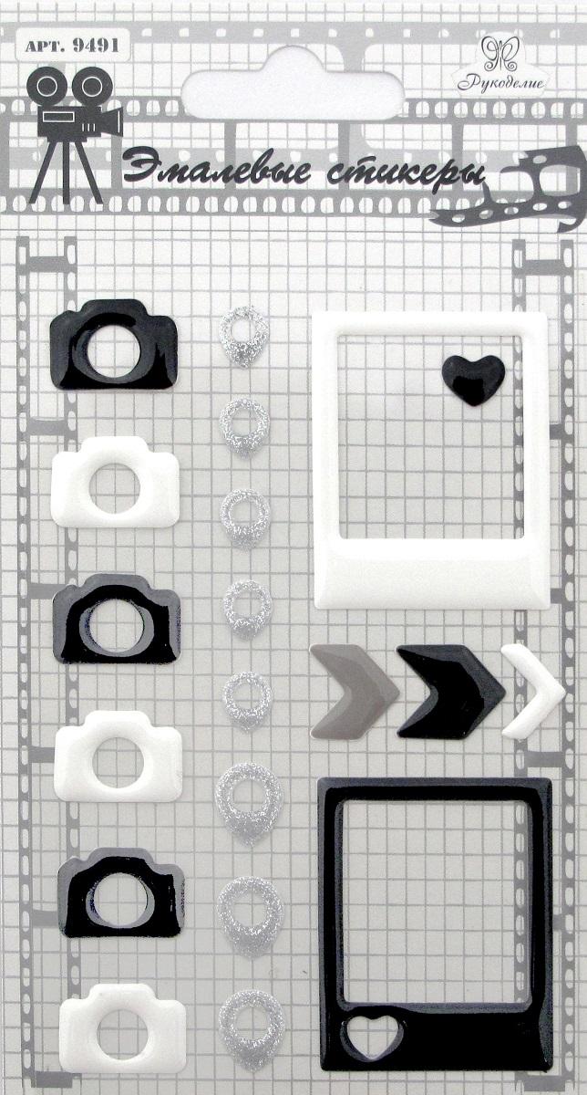 Стикеры эмалевые Рукоделие, 20 шт. 94919491Стикеры Рукоделие прекрасно подойдут для оформления творческих работ. Их можно использовать для скрапбукинга, украшения упаковок, подарков и конвертов, открыток, декорирования коллажей, фотографий, изделий ручной работы и предметов интерьера. Скрапбукинг - это хобби, которое способно приносить массу приятных эмоций не только человеку, который этим занимается, но и его близким, друзьям, родным. Это невероятно увлекательное занятие, которое поможет вам сохранить наиболее памятные и яркие моменты вашей жизни, а также интересно оформить интерьер дома. В наборе 20 элементов.