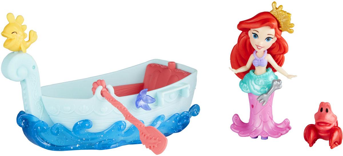 Disney Princess Игровой набор Лодка Ариэль