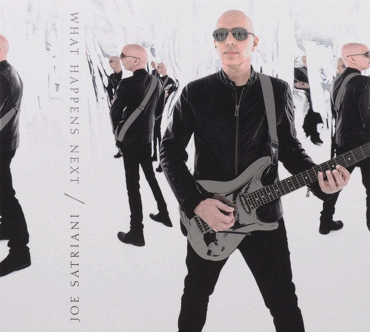 Джо Сатриани Joe Satriani. What Happens Next джо сатриани joe satriani original album classics 5 cd