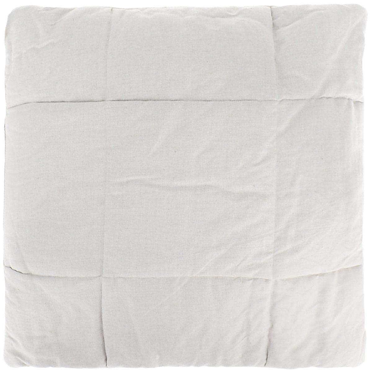 Подушка Bio-Textiles Полезный сон, наполнитель: лузга гречихи, 70 х 70 см подушка bio textiles здоровый сон наполнитель лузга гречихи 40 х 60 см